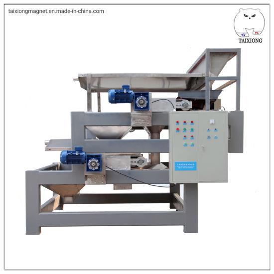 Fashionable Design 3000kg Tin Ore Magnetic Separator