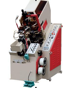 Shoe Making Machine / Hydraulic Automatic Cementing Toe Lasting Machine (ABLD-587CM)