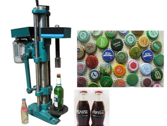 Crown Cap Sealing Machine / Crown Corking Machine