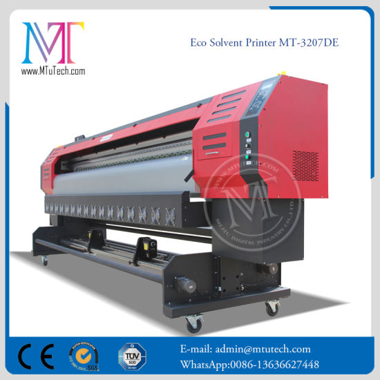 3.2m Dx5 Eco Solvent Printer for 1440*1440dpi Resolution pictures & photos