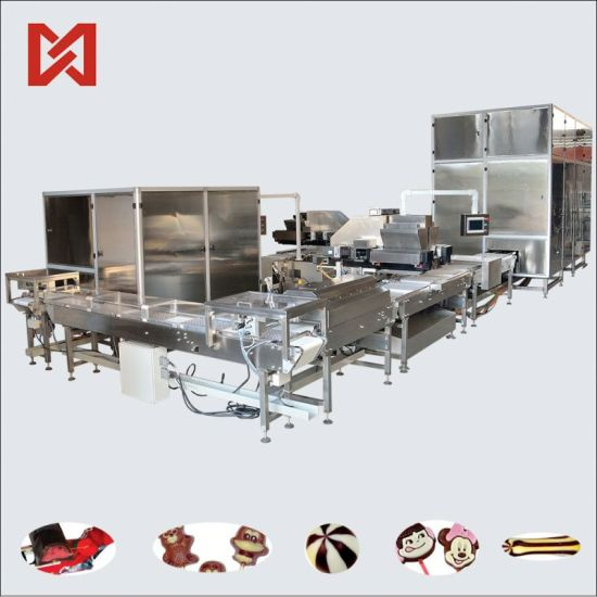 High Quality Chocolate Equipment From China for The Small Business pictures & photos