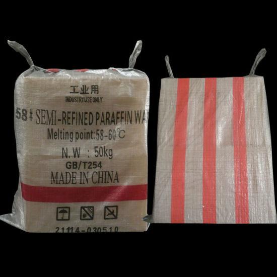 Semi Refined Paraffin Wax (S58/60)