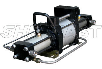 Air Driven Gas Booster (STT S25) pictures & photos