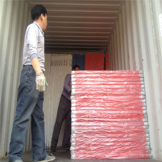 Galvanized Corrugated Plastic Sheet/Corflute Sheet/Correx Sheet pictures & photos