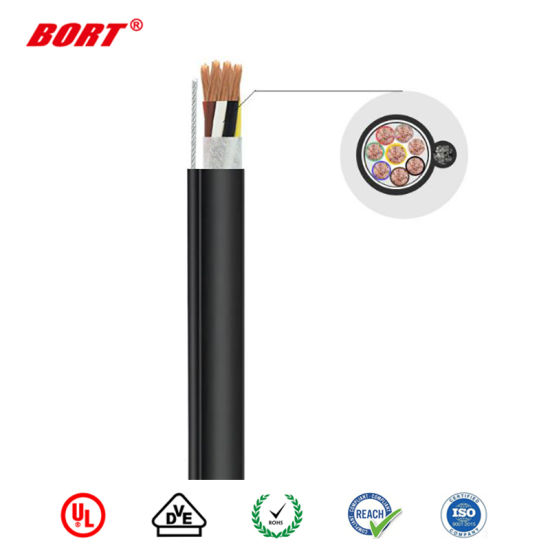 UL2854 Factory Manuafacture High Quality 22awgx2c Stranded Wire Cable