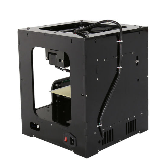 3D Printer Usage and Semi-Automatic Automatic Grade 3D Printer pictures & photos