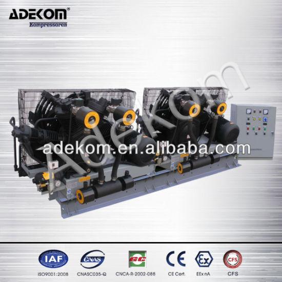 Piston Hydropower Station Reciprocating High Pressure Compressor (K71WHS-15100T)
