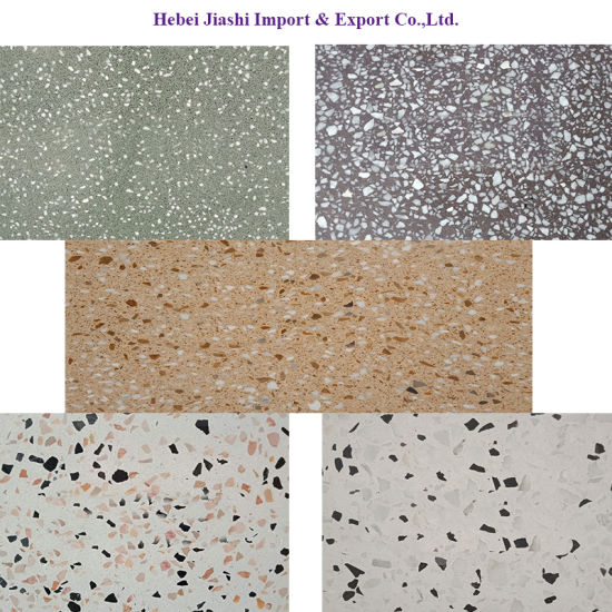 Terrazzo Floor Polished Tiles Price Chinese