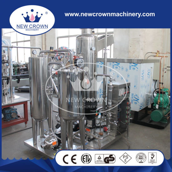 2018 Soft Drink Canning Machine/Soft Drink Filling Machine pictures & photos