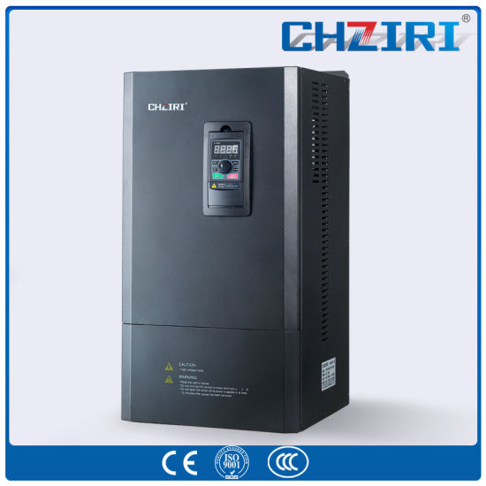 Chziri Frequency Inverter 55kw VFD for Motor 50/60Hz AC Inverter pictures & photos