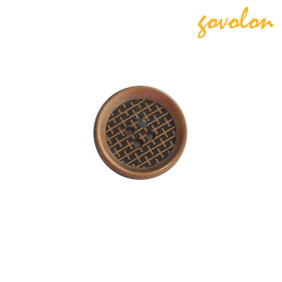 Latest 4-Holes Resin Button/Snap Button/Copper Button