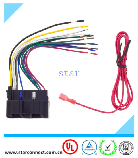 China Radio Wiring Harness for Impala/Monte Carlo 2006 and ... on astro van wiring harness, firebird wiring harness, chevelle wiring harness, camaro wiring harness, pt cruiser wiring harness, corvette wiring harness,