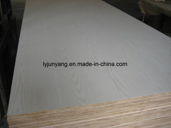 Red Oak Ash Red Color Okume Bingtangor Plywood pictures & photos