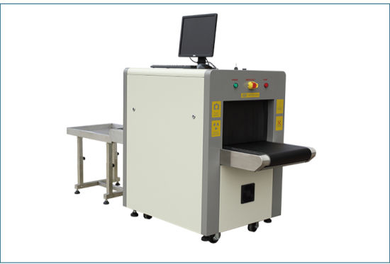 X Ray Luggage Scanning Machine with High Resolution pictures & photos