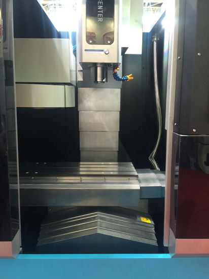 Good Quality CNC Vertical Milling Machine GSK Control (vmc850) pictures & photos