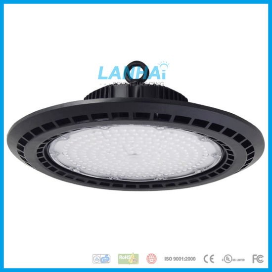 Stadium Workshop Lamp Industrial Lighting 200w Ufo Led High Bay Light