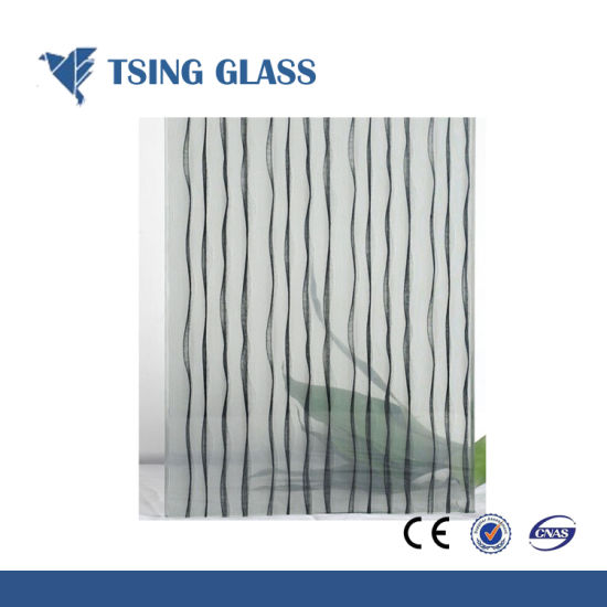 China Hot Sale Safety Wired Glass / Wire Mesh Security Glass - China ...