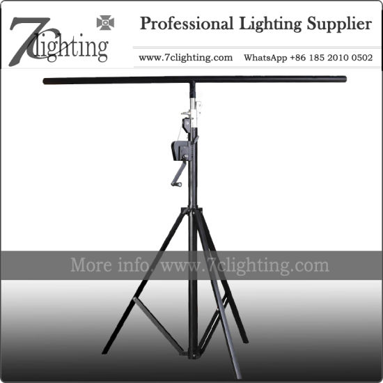 China 45m winch stand mobile lighting production round t bar stand 45m winch stand mobile lighting production round t bar stand aloadofball Choice Image