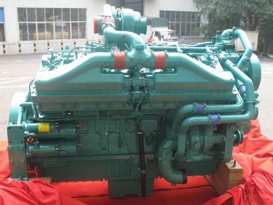 800HP Cummins Marine Diesel Engine Dredger Boat Engine Tugboat Motor