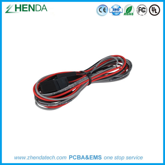 Fantastic China Nano Fit Power Connectors Wire Harness Cable Assembly China Wiring 101 Archstreekradiomeanderfmnl