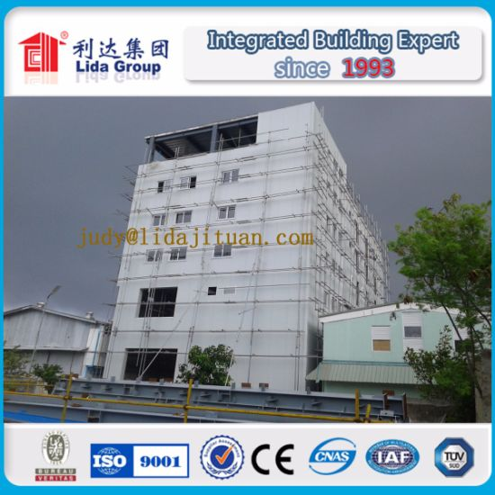 Steel Structure Prefabricated Apartments Building pictures & photos