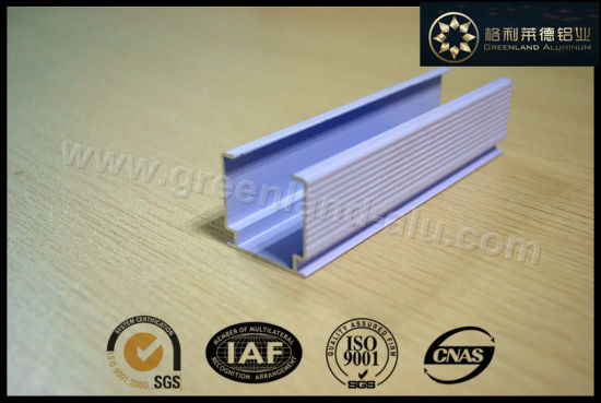 Gl2010 Aluminium Window Narrow Vertical Blind Head Track to Malaysia pictures & photos