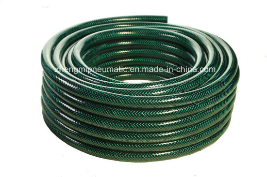 1/2'' 20m PVC Garden Hose&Water Valve (brass fitting male and female)