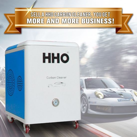 China Supplier New Style Hho Carbon Clean Machine