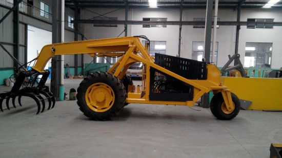 High Quality Sugarcane Loader (HQ4200) with Cane Grab pictures & photos