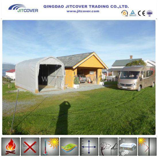 12′ Boat Shelter, Storage Tent, Portable Shelter (JIT-2033)