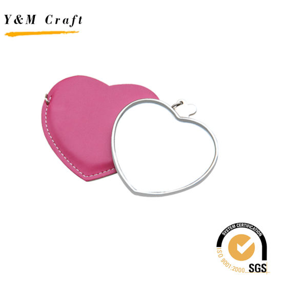 Latest Design Silver Make up Mirror for Women pictures & photos