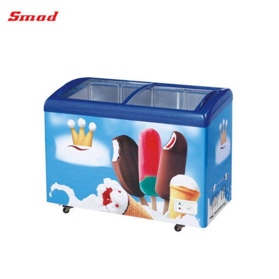 Commercial Chest Freezer for Ice Cream