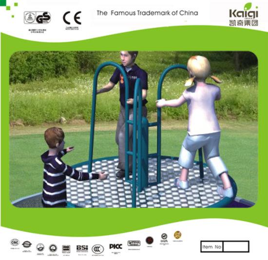 Kaiqi Merry-Go-Round for Children's Playground (KQ50158C)