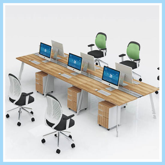 small office table. Foshan Office Manufacture New Design Small Staff Table E