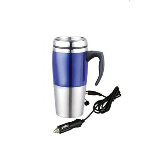 New Design Electric Travel Mug with Logo pictures & photos