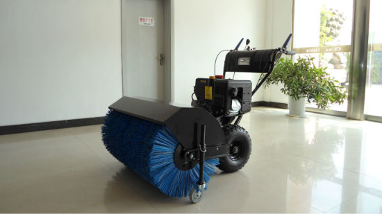 15HP Gasoline Power Snow Sweeper with Electric Start pictures & photos