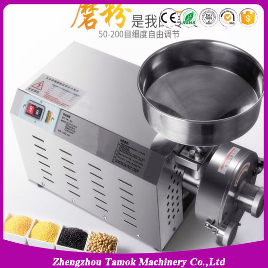 Pepper Coffee Cocoa Herb Grinding Mill Ginger Chilli Grinder