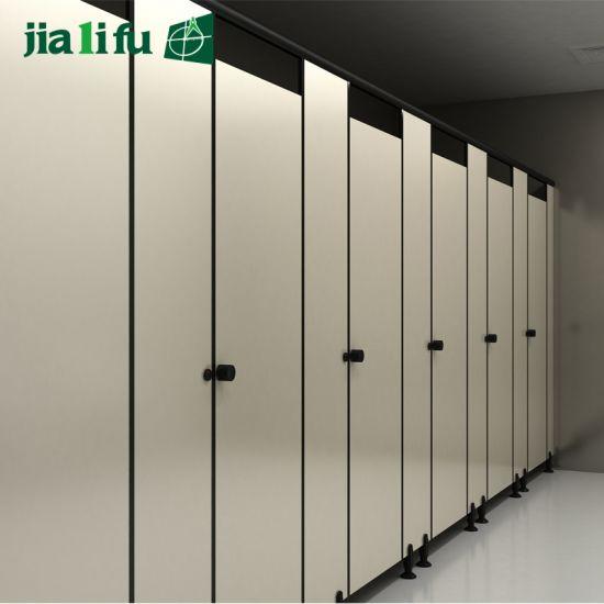 China Jialifu High Pressure Laminate Bathroom Partition China - Laminate bathroom partitions
