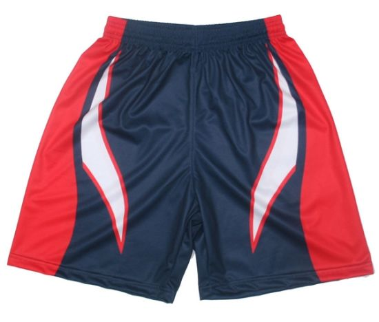 Custom Healong Popular Shorts Sublimation Men Short pictures & photos