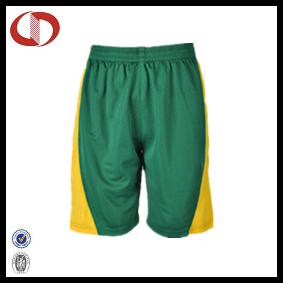 Professional Basketball Jersey Shorts Design for Man
