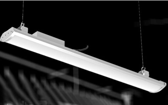 IP65 150W LED High Bay Linear Light for Aisle Lighting pictures & photos