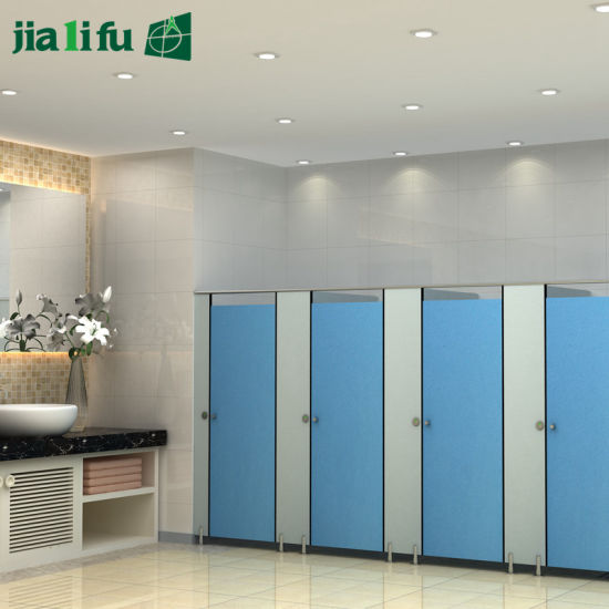 Jialifu Commercial Bathroom Cubicle Systems for Sales pictures & photos