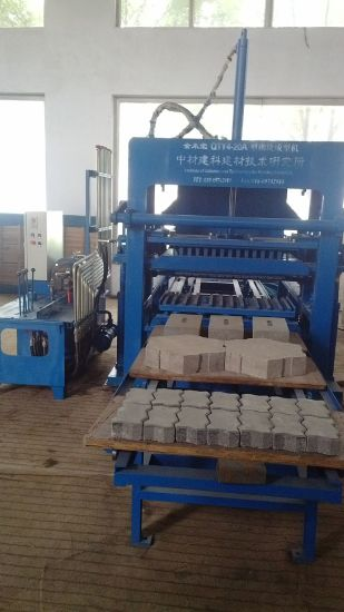 Zcjk4-20A Cement Floor Making Machinery Hot Sale pictures & photos