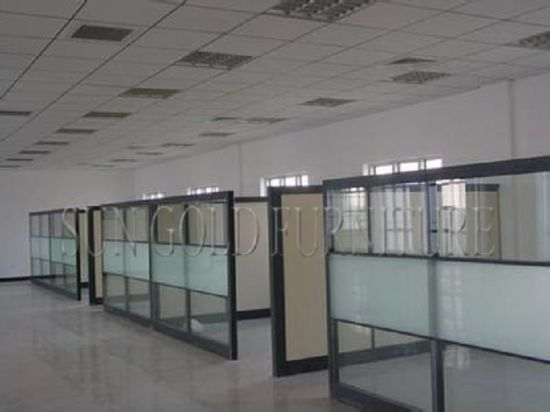 China Modern Commercial Cubicles Low Partition Room Divider for