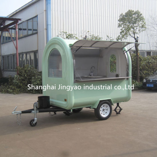 Hot Sale Sandwich Coffee Hamburger Hot Dog Barbecue Fried Pizza Mobile Snack 3 Wheel Motorcycle Food Truck