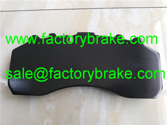 for Mercedes-Benz Actros Brake Pad 29087/29108/29202/29253/29179/D1203-8323 pictures & photos