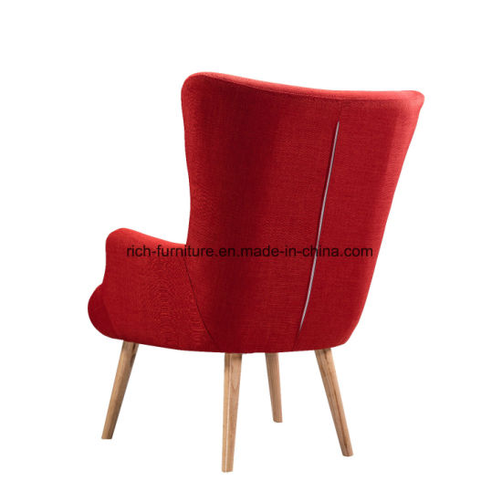 High Quality Hotel Fabric Arm Chair pictures & photos