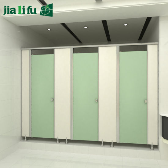 Jialifu Waterproof Compact Laminate Toilet Severance pictures & photos