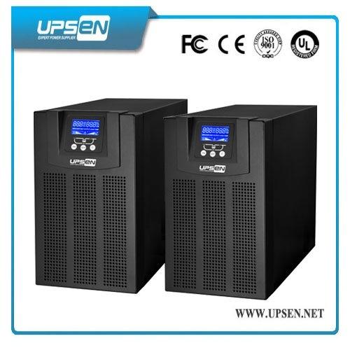 China Digital LCD Single Phase UPS with Long Backup Time
