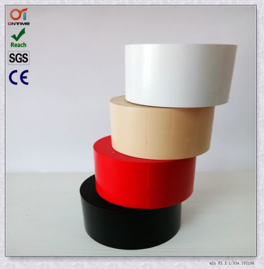 PVC Insulation Pipe Wrapping Tape Air Conditioning Tape pictures & photos